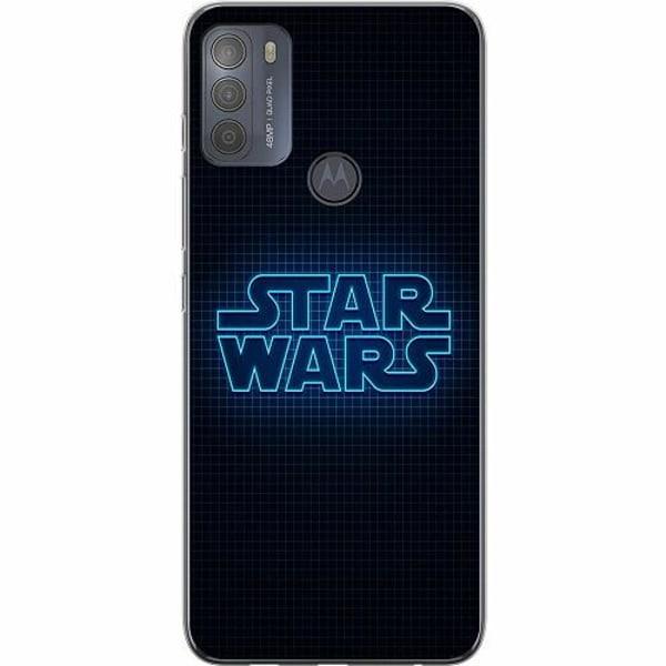 Motorola Moto G50 TPU Mobilskal Star Wars