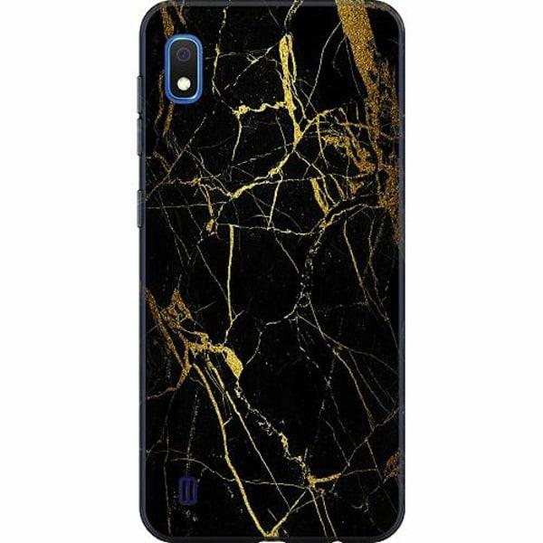Samsung Galaxy A10 TPU Mobilskal Marmor
