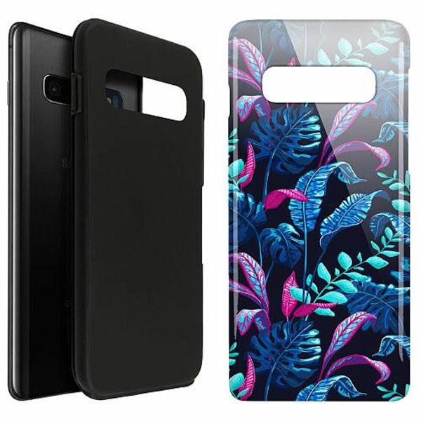 Samsung Galaxy S10 Plus LUX Duo Case (Glansig)  Fairy Forest