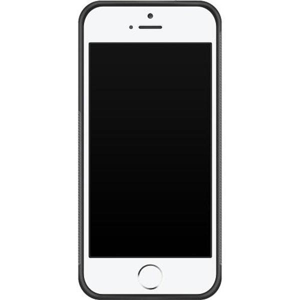 Apple iPhone 5 / 5s / SE Soft Case (Svart) Pokémon GO