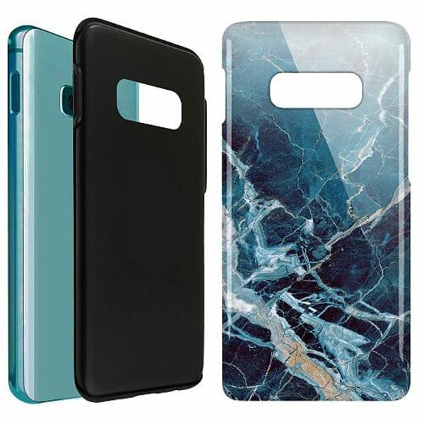 Samsung Galaxy S10e LUX Duo Case (Glansig)  Marmor