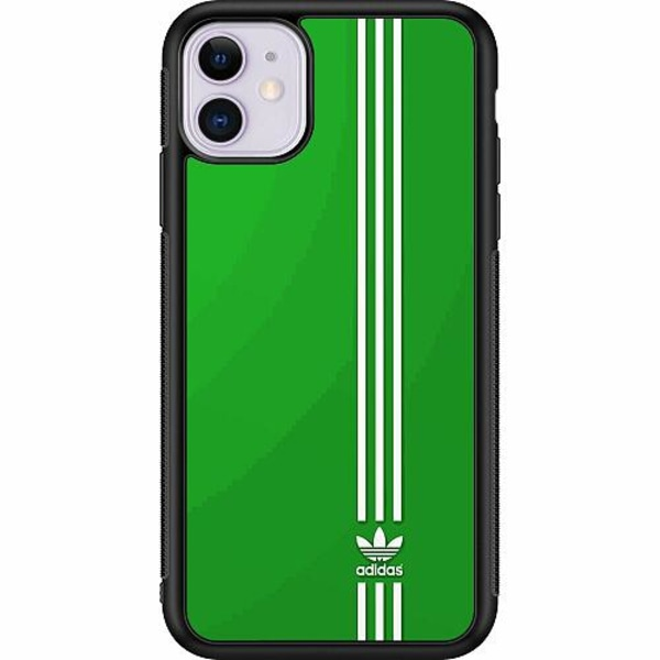 Apple iPhone 11 Soft Case (Svart) Adidas