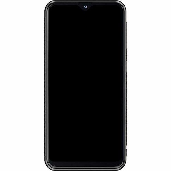 Samsung Galaxy A20e Soft Case (Svart) Baby Yoda