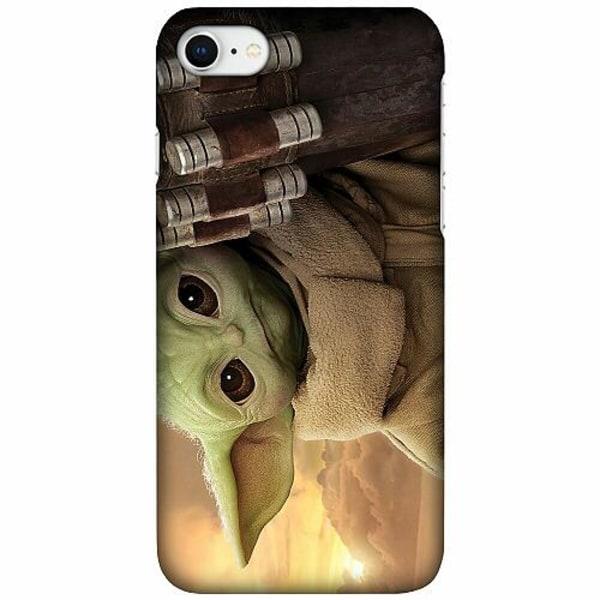 Apple iPhone SE (2020) LUX Mobilskal (Matt) Baby Yoda