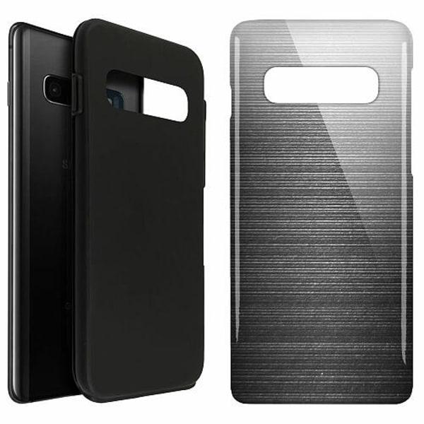 Samsung Galaxy S10 Plus LUX Duo Case (Glansig)  Metallic