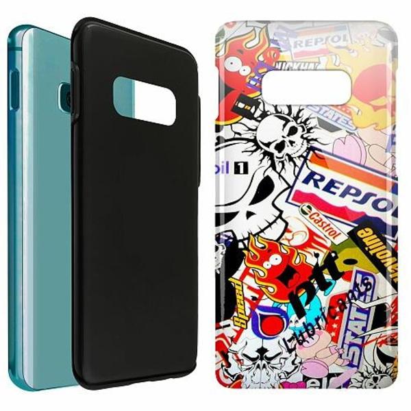 Samsung Galaxy S10e LUX Duo Case (Glansig)  Stickers