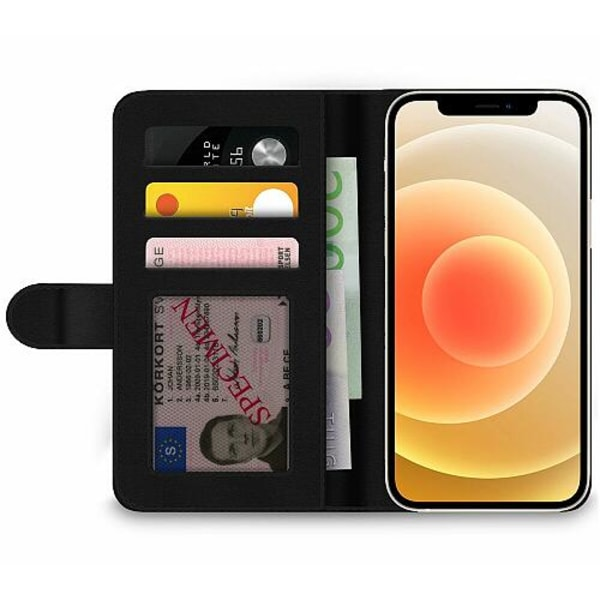 Apple iPhone 12 Wallet Case Yoda