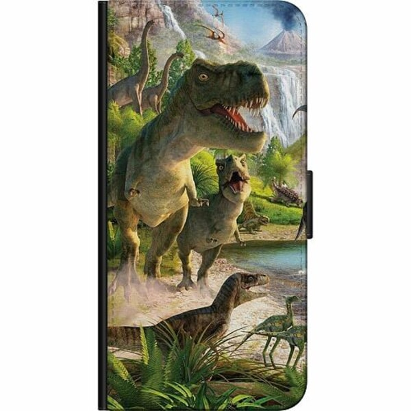 Samsung Galaxy Xcover 5 Billigt Fodral Dinosaurier