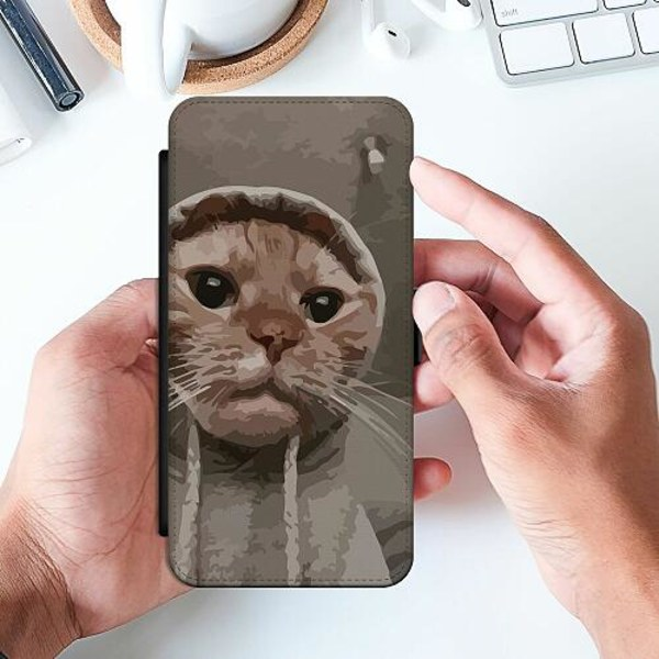 Apple iPhone 8 Slimmat Fodral Cat Called