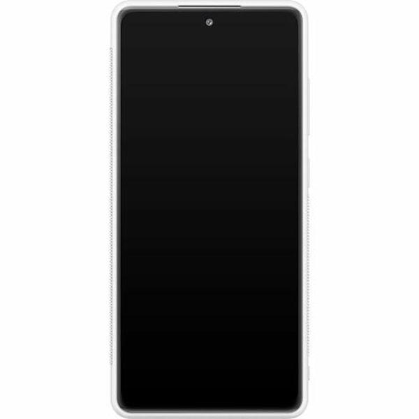 Samsung Galaxy S20 FE Soft Case (Vit) Döskalle