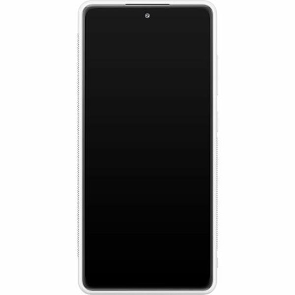 Samsung Galaxy S20 FE Soft Case (Vit) Drömfångare