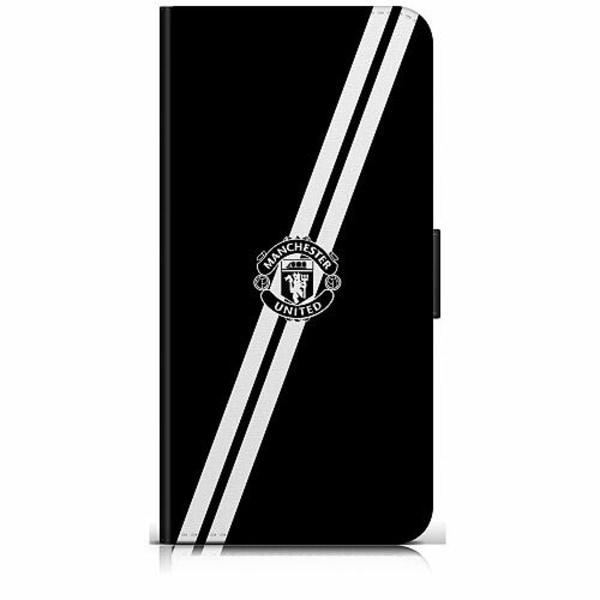 Apple iPhone 12 Plånboksfodral Manchester United FC