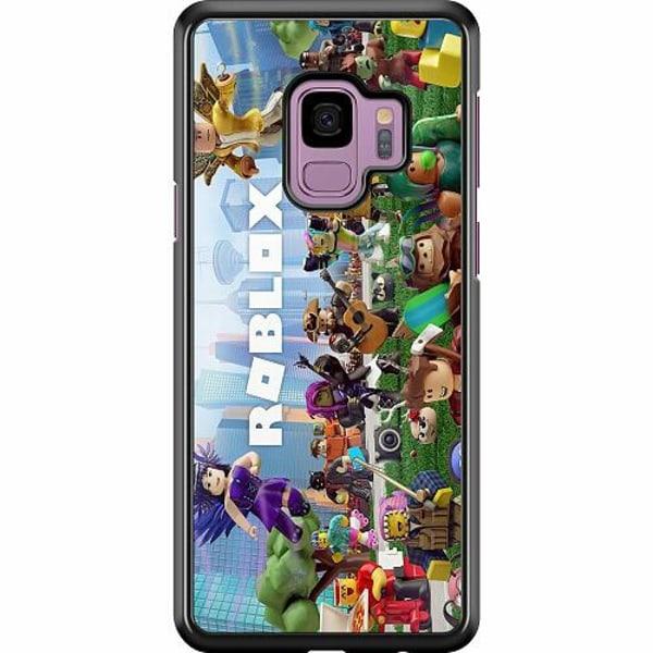 Samsung Galaxy S9 Hard Case (Svart) Roblox