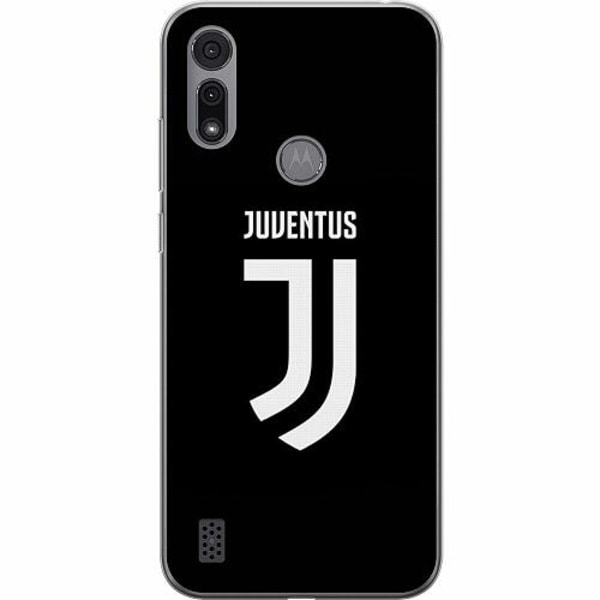 Motorola Moto E6i Thin Case Juventus