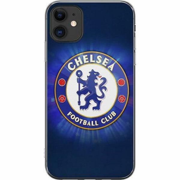 Apple iPhone 11 TPU Mobilskal Chelsea Football