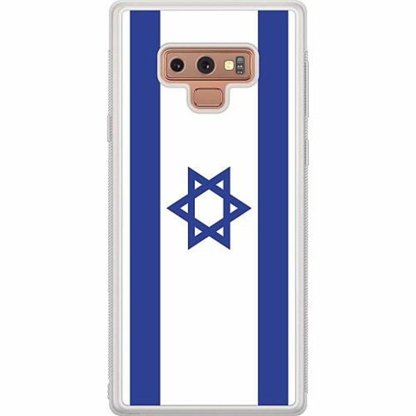 Samsung Galaxy Note 9 Soft Case (Frostad) Israel