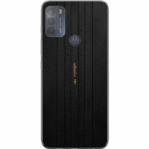 Motorola Moto G50 TPU Mobilskal Adicolor
