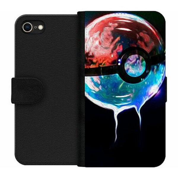 Apple iPhone 8 Wallet Case Pokemon