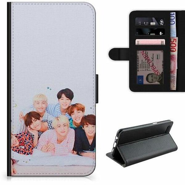 Apple iPhone 12 mini Lyxigt Fodral K-POP BTS
