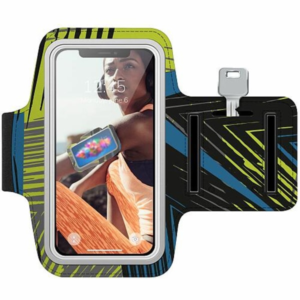 Apple iPhone 11 Träningsarmband / Sportarmband -  Pattern