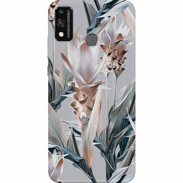 Huawei Honor 9X Lite Thin Case Bloom
