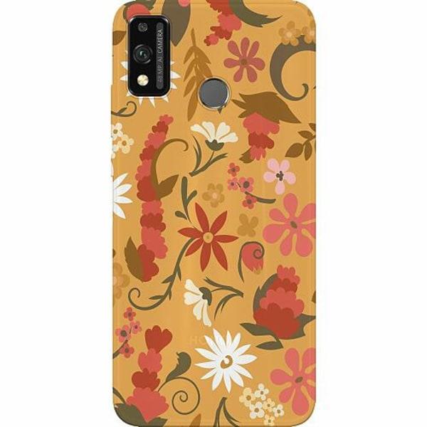 Huawei Honor 9X Lite Thin Case Bloomery