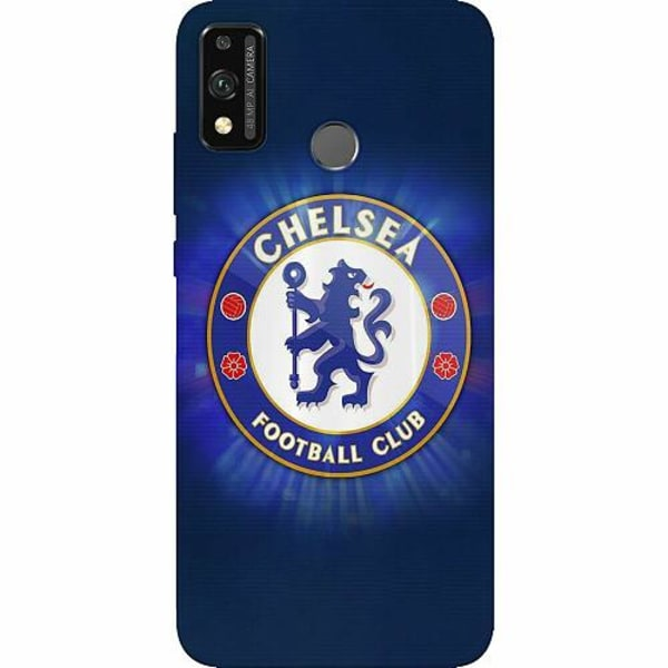 Huawei Honor 9X Lite Thin Case Chelsea Football