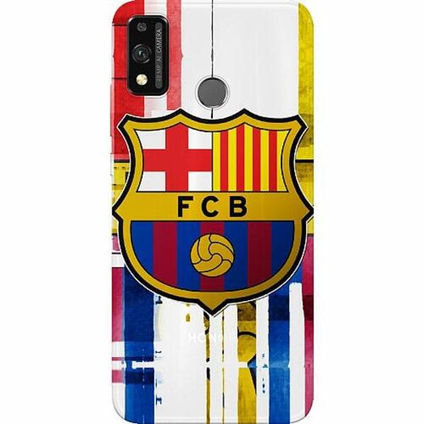 Huawei Honor 9X Lite Thin Case FC Barcelona