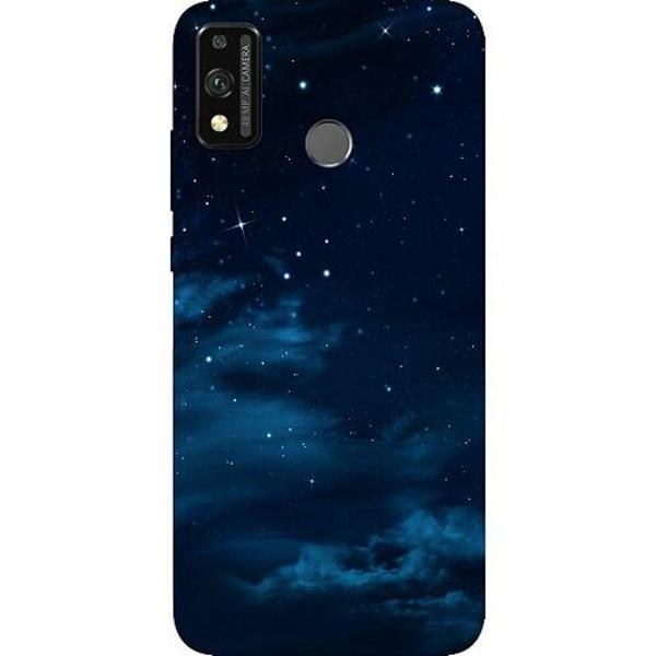 Huawei Honor 9X Lite Thin Case Himmel