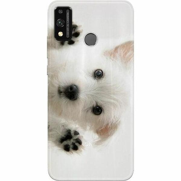 Huawei Honor 9X Lite Thin Case Hund