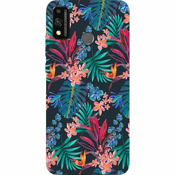 Huawei Honor 9X Lite Thin Case Jungle Vibe
