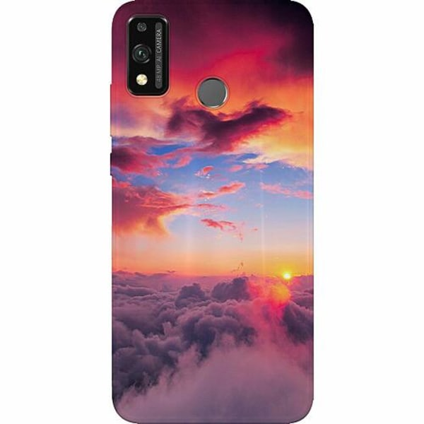 Huawei Honor 9X Lite Thin Case Lovely Sky