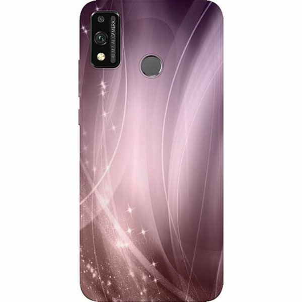 Huawei Honor 9X Lite Thin Case Rosa