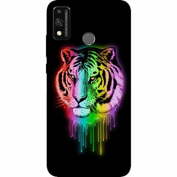 Huawei Honor 9X Lite Thin Case Tiger