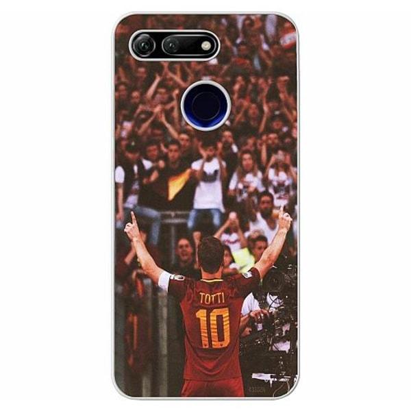 Huawei Honor View 20 Soft Case (Frostad) Francesco Totti