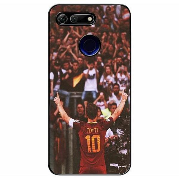 Huawei Honor View 20 Soft Case (Svart) Francesco Totti