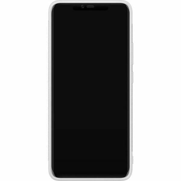 Huawei Mate 20 Pro Soft Case (Vit) Harry Potter