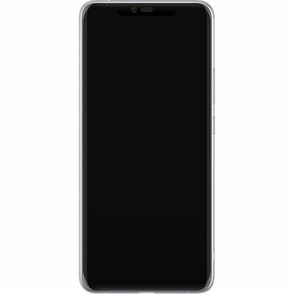 Huawei Mate 20 Pro Mjukt skal - Dripping Gold