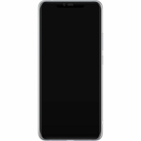 Huawei Mate 20 Pro Mjukt skal - Happy Pig