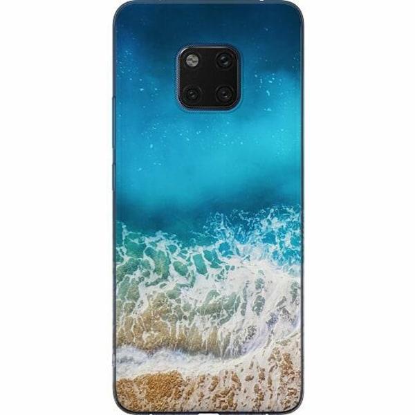 Huawei Mate 20 Pro Mjukt skal - Beach Please