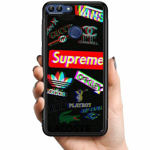 Huawei P Smart (2018) Billigt mobilskal - 3D