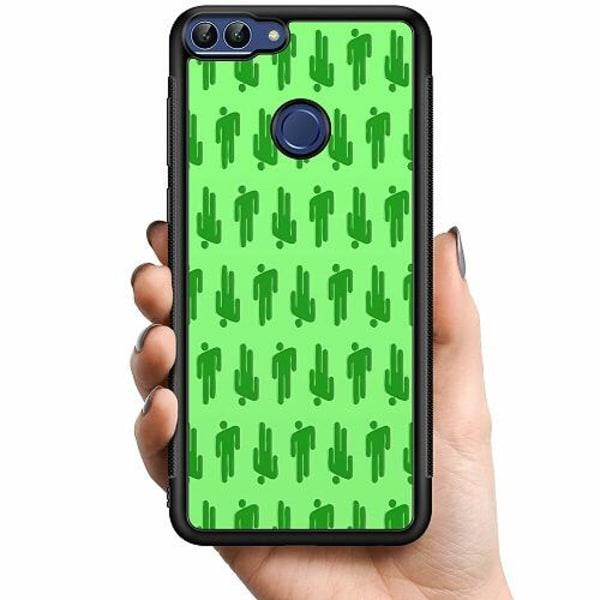 Huawei P Smart (2018) Billigt mobilskal - Billie Eilish 2021