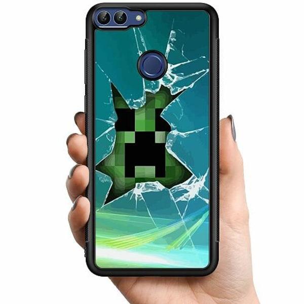 Huawei P Smart (2018) Billigt mobilskal - MineCraft