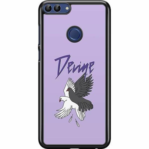 Huawei P Smart (2018) Hard Case (Svart) Devine Doves