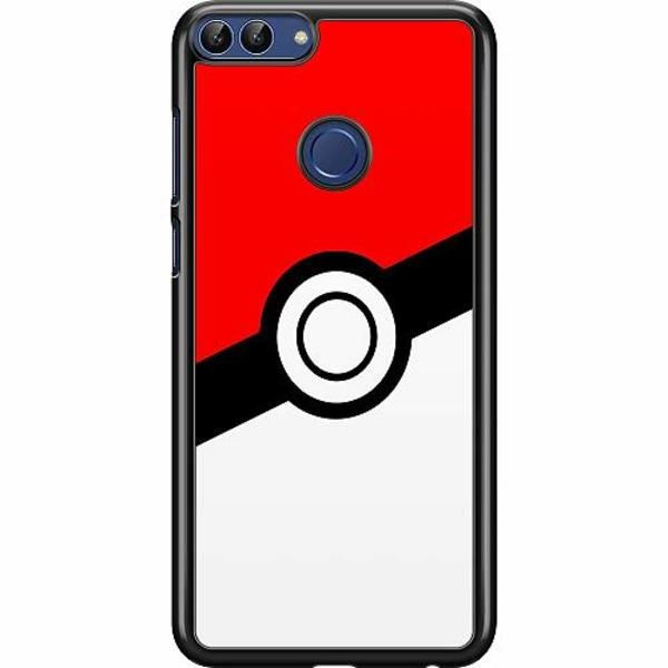 Huawei P Smart (2018) Hard Case (Svart) Pokemon