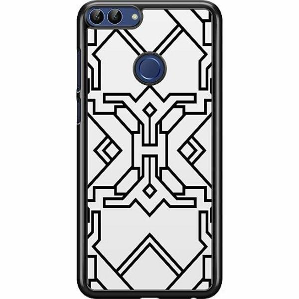 Huawei P Smart (2018) Hard Case (Svart) Probably No
