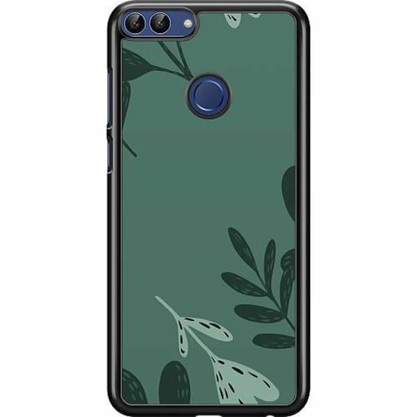 Huawei P Smart (2018) Hard Case (Svart) Simplicity Grows