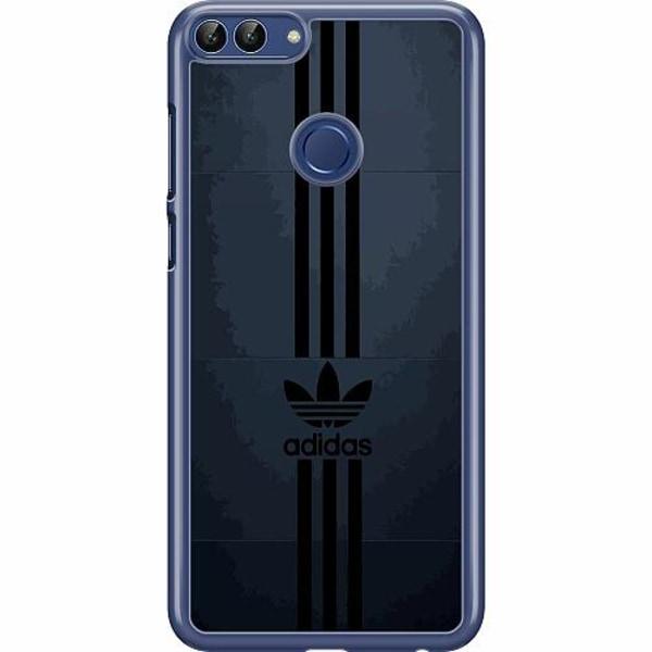 Huawei P Smart (2018) Hard Case (Transparent) Adidas
