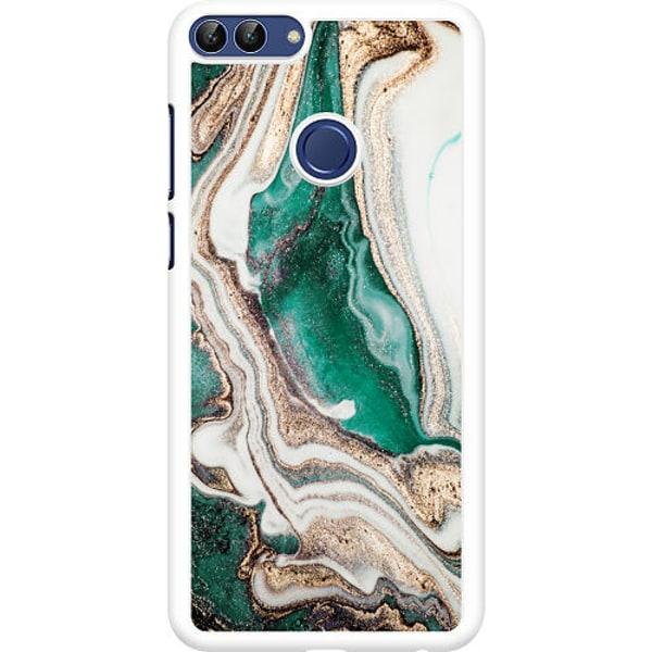 Huawei P Smart (2018) Hard Case (Vit) Mönster