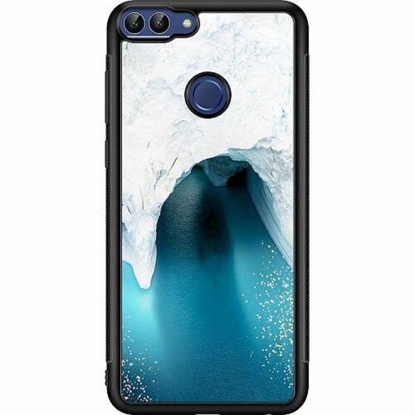 Huawei P Smart (2018) Soft Case (Svart) Glacier
